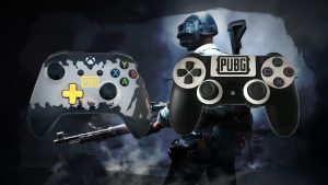 PUBG modded controllers