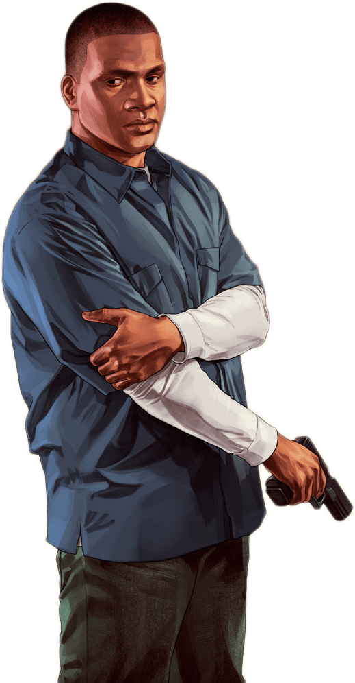 Franklin Clinton from Grand Theft Auto V