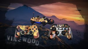 GTA 5 modded controllers for PS4 and Xbox One