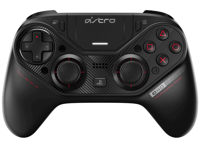 Pro PS5 Controller with aimbot and auto-aim mods