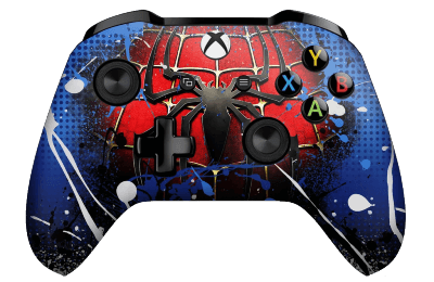 avengers spiderman xbox one controller