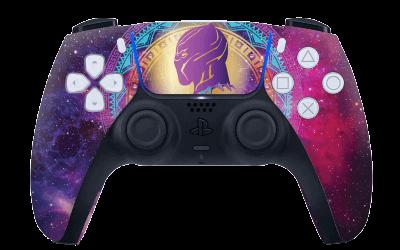 Black Panther PS5 controller