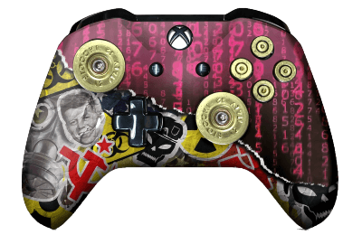 Call of Duty: WW2 bullet controller for Xbox One S