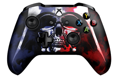 darth skeletor controller for Xbox One