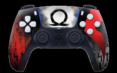 God of War PS5 controller