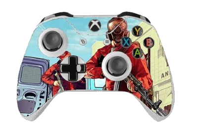 Grand Theft Auto V Xbox One controller