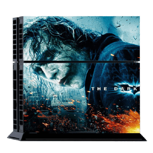 The Joker PS4 console wrap