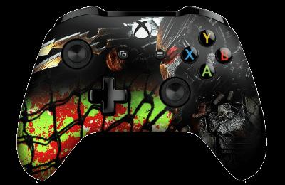 predator xbox one controller