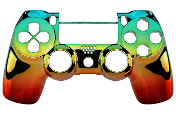 PS4 tri-color gasoline controller shell