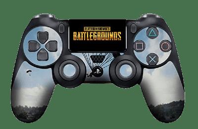PUBG PS4 controller