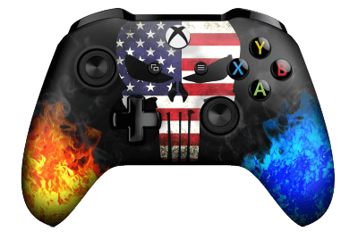 punisher xbox one controller