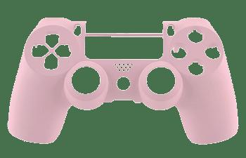 PS4 sakura pink controller shell