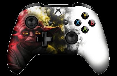 yoda xbox one controller