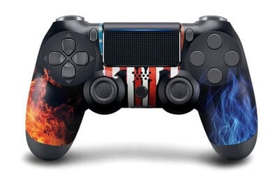 Punisher PS4 controller gamepad